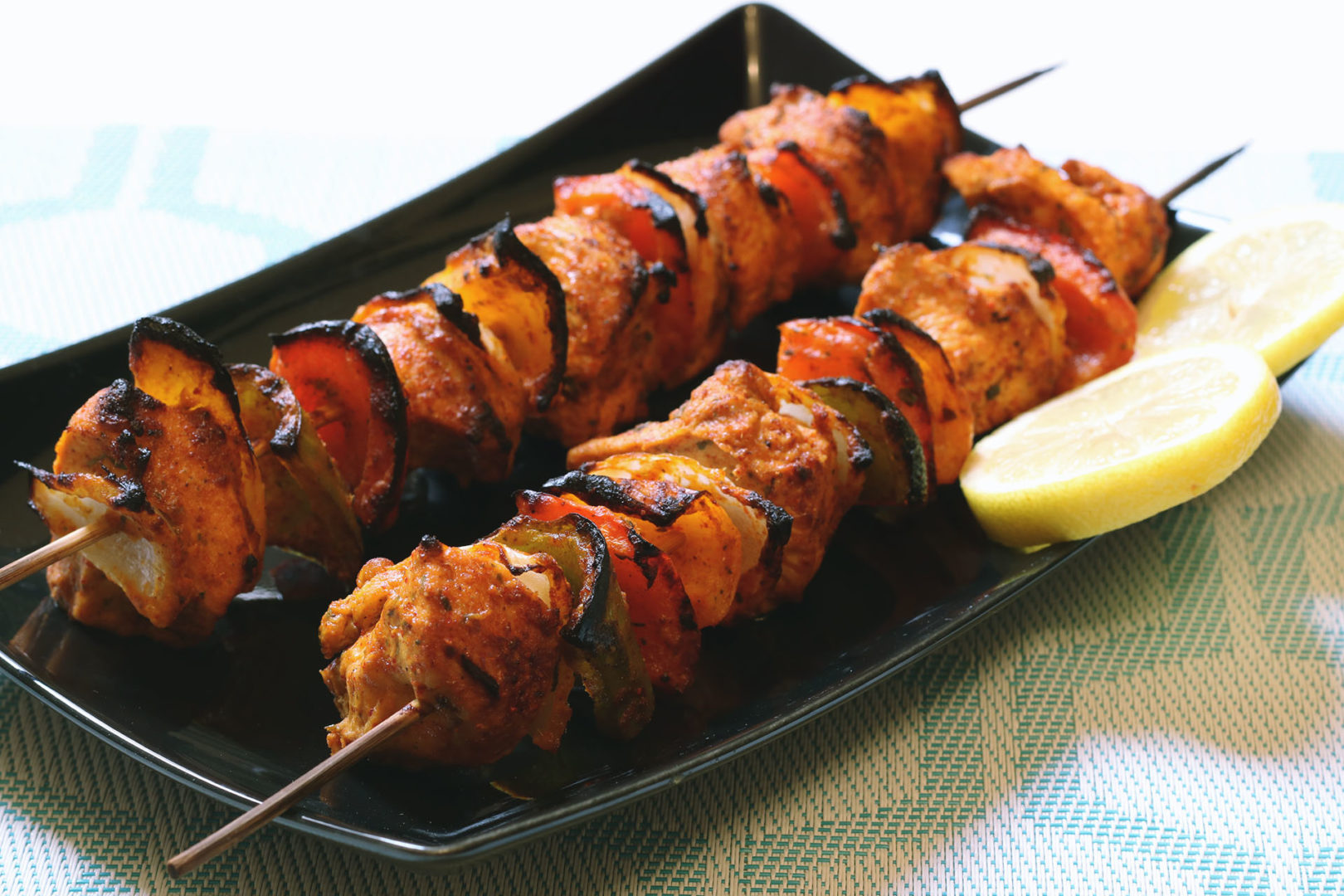how to prepare chicken kebab